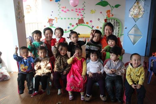 2010年幼儿园元旦联欢会